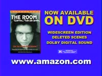 The Room on DVD