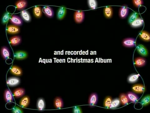 Meatwad 39 S Christmas Album Adult Swim Bumps