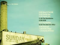 Sunday Schedule Factory