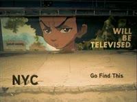 Boondocks in NYC