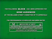 Block for None Audiences