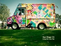 SD Ice Cream Truck