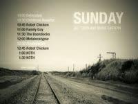 Sunday Schedule Desert