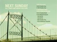 Sunday Schedule Bridge