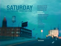 Saturday Schedule Billboards