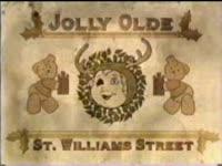 Jolly Olde St. Williams Street