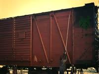 Mooninite Train