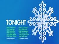 Tonight Schedule Snowflake