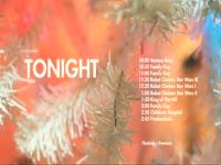 Tonight Schedule White Tinsel