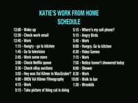 Work From Home: Katie