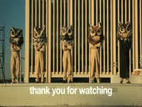 Owls: Thank You for Watching