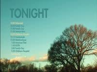 Tonight Sun Kissed Tree
