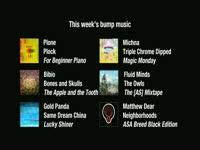 Bump Music March 11 2012