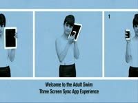 Three Screen Sync Experience