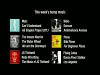 Bump Music Jun 23 2013