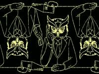 Ink Drop: Owl Phones