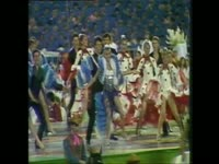 Moscow 1986 Goodwill Games Highlights 3