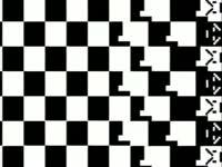 Mooninites Checkerboard