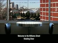 Williams St Rotating Diner