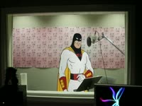 April Fools 2014 Voicework 09 - Space Ghost