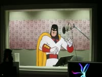 April Fools 2014 Voicework 19 - Space Ghost