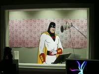 April Fools 2014 Voicework 18 - Space Ghost