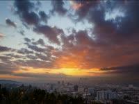 Tagged Videos: Los Angeles Sunrise