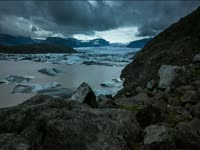 Tagged Videos: Hoffellsjökull Glacier