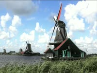 Tagged Videos: Zaanse Schans Windmills