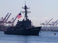 Tagged Videos: USS Halsey