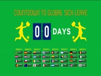 Countdown to Global Sick Leave