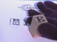 Mitten Stamps