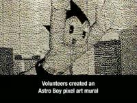 Astroboy Mural