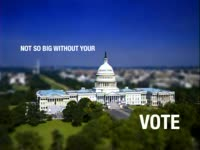 Vote - Not So Big