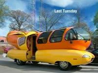 Wienermobile Visits