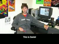 Intern Daniel 1