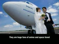 Zero-G Marriage