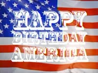Happy Birthday America v2