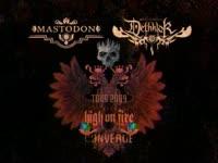 Mastodon/Dethklok Tour