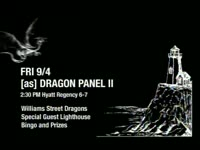Dragon*Con Schedule 2