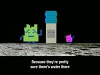 Moon's Water