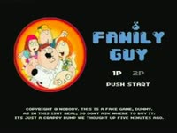 Family Guy Game