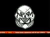 Evil Clown Ticker