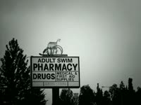 Adult Swim Pharmacy