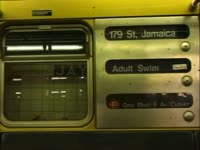 Adult Swim Subway