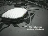 Pontiac Silverdome Sale