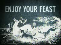 Enjoy Your Feast - Deer