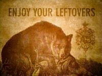 Enjoy Your Leftovers - Bear V2