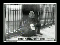 Holidays: Poor Santa