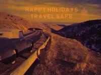 Holidays: Travel Safe 1